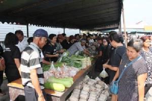 """""""ตราด"""" จัดจำหน่ายสินค้าราคาประหยัด พร้อมเสวนา """"เขตเศรษฐกิจพิเศษที่ไม้รูด และเมืองไทย 4.0"""""""