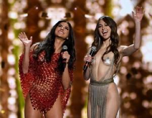 """[ชมภาพ] AVN Awards """"ออสการ์"""" แห่งหนังโป๊จัดอย่างยิ่งใหญ่ """"Suicide Squad XXX"""" กวาดรางวัลสำคัญ"""