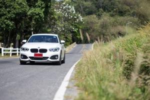 BMW 118i M-Sport : รถเล็กขับสนุก