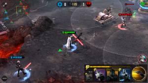 Review: Star Wars - Force Arena สมรภูมิอวกาศฉบับสายเปย์