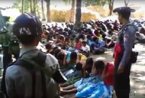 ฮิวแมนไรท์วอชชี้ผู้บัญชาการทหาร-ตำรวจพม่าควรถูกลงโทษกรณีละเมิดสิทธิโรฮิงญา