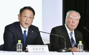 Toyota, Suzuki to work together in green, safety technology