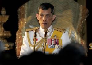 UN slams first royal slur charge under new Thai king