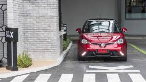"""""""เอ็มจี"""" คุยยอดขายโต 120 เปอร์เซ็นต์-เล็งส่งรถใหม่บุกตลาดเอ็มพีวี"""