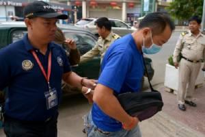 ตำรวจเขมรรวบเจ้าของร้านอาหารในพนมเปญ ลวงหญิงค้าบริการแดนปลาดิบ