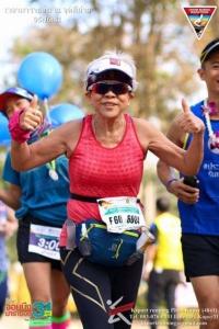"""ไม่แก่เกินจะ """"วิ่ง"""" สุนิสา สังขะโพธิ์ 69 ปียังสตรอง! มาราธอน100 กม. ใกล้แค่เอื้อม"""