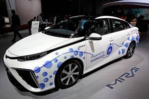 """""""ไฮโดรเจน""""มาโลด บ.รถ-น้ำมันร่วมดัน GM-ฮอนด้าลงขันผลิตหวังดึงราคาถูกลง"""