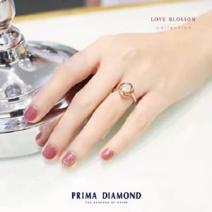 """Prima Diamond"" ส่ง ""Love Blossom Collection"" ฉลองช่วงเวลาแห่งความโรแมนติก"