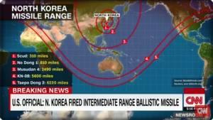 """InClip:โซลประกาศ """"เกาหลีเหนือ"""" ทดสอบมิสไซล์พิสัย 500 ก.ม ครั้งแรกท้าทายทรัมป์"""