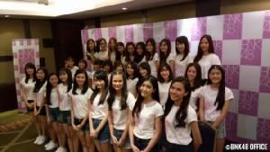 เผยโฉม 29 สาว BNK48 เกิร์ลกรุ๊ปน้องสาว AKB48 ประจำประเทศไทย