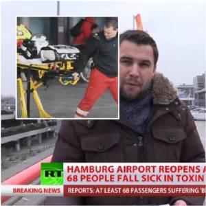 InPics&Clips : ป่วยไม่ต่ำกว่า 68 กลางสนามบินฮัมบูร์ก หลังถูกสารท็อกซินไม่รู้ที่มา เยอรมนีอพยพด่วนพร้อมสั่งปิดชั่วคราว