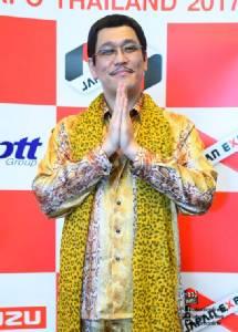 """PIKOTARO ดีใจเป็นตัวแทนสานสัมพันธ์ไทย-ญี่ปุ่น ลั่นอยากให้ """"โทนี่ จา"""" ร้องเพลง PPAP"""
