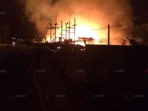 ด่วน! โจรใต้ทั้งระเบิด วางเพลิง บ.ก่อสร้าง-โรงงานยางใน 3 อำเภอ ที่ จ.ยะลากลางดึก หวังต้อนรับคณะ OIC ลงตรวจไฟใต้