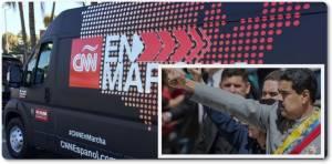 """InClip:""""มาดูโร"""" สั่งปิดสื่อ CNN ภาคภาษาสเปน หลังแฉ """"นักการทูตเวเนฯแอบขายพาสปอร์ต"""" ให้กลุ่มก่อการร้ายตะวันออกกลาง"""