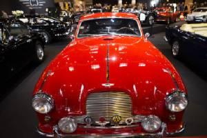 Retromobile car expo
