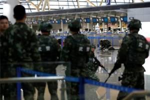 ศาลจีนฯ สั่งจำคุก 8 ปี หนุ่มปาระเบิดในอาคารผู้โดยสารฯ สนามบินเซี่ยงไฮ้