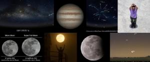 ปรากฏการณ์ท้องฟ้าหน้าหนาว ที่นักถ่ายดาวควรติดตาม