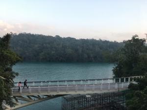 ไต้หวัน ฉันมาเยือน ๑ : ทะเลสาบสุริยันจันทรา (Sun moon lake)