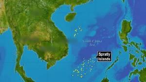 "Exclusive : จนท.มะกันชี้ ""หมู่อาคารปริศนา"" บนเกาะเทียมของจีนใกล้เสร็จ-คาดใช้ติดตั้ง ""แท่นยิงขีปนาวุธ"""