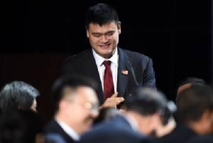 """""""เหยา หมิง"""" นั่ง ปธ.ยัดห่วงจีน ตั้งเป้าดันจอมแม่นสู่ต่างแดน"""
