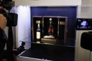World's most expensive rum bottle