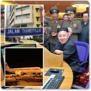 "Exclusive:คิม จองอึนใช้เพื่อนบ้านไทยลอบค้าอาวุธ!! พบ ""มาเลเซีย-สิงคโปร์"" ถูกยูเอ็นระบุ ถูกใช้เป็นบริษัทค้าอาวุธสงครามให้เกาหลีเหนือ  เปิดสนง.ในกัวลาลัมเปอร์"