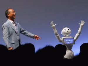 """""""มาซาโยชิ ซัน"""" ประกาศ อีก 30 ปี โลกจะเข้าสู่ยุค SuperIntelligence"""
