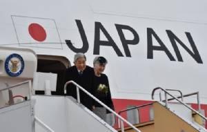 สมเด็จพระจักรพรรดิแห่งญี่ปุ่นเสด็จฯ เยือนเวียดนามครั้งแรก