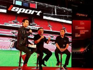 iSport จับกระแสกีฬาไทย ลุยธุรกิจครบวงจร