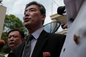 โสมแดงส่งคณะขอรับศพ'คิมจองนัม' มาเลย์เตรียมตั้งข้อหา2สาวมือสังหาร