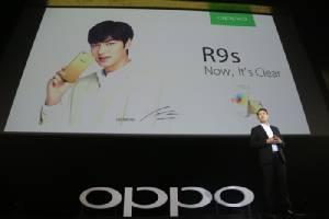 ออปโป้ เปิดตัว OPPO R9s