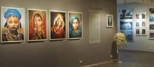 """อวดผลงาน """"สตีฟ แมคเคอร์รี่""""  ผู้ถ่ายภาพ  Afghan girl  ในไทยและเบลเยียม"""