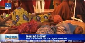 In Clip:สุดอึ้งแล้งนรก!! โซมาเลียหิวตายทันทีร่วม 110 ชีวิต หลังแล้งจัดภายใน 48 ช.ม