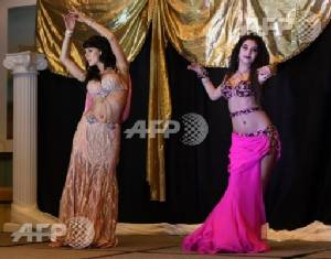 2017 Belly Dancer of the Universe Competition