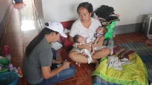 ชีวิตรันทด ครอบครัวอยากจน แม่วอนสังคมช่วยเหลือ