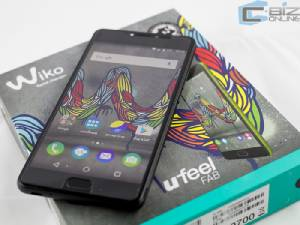 Review : Wiko U Feel Fab ต่ำกว่า 6,000 แต่มาพร้อม 4G และ สแกนลายนิ้วมือ