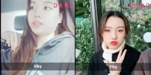 ( ชมคลิป ) นักเรียนเกาหลีเปลี่ยนหุ่นอ้วน 100 โลเป็นสาวสวยเน็ตไอดอล