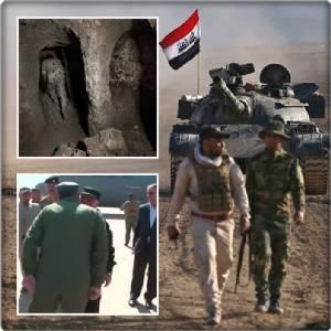 """InPics : รบโมซุลคึกคัก """"กองกำลังอิรัก"""" คุมจุดยุทธศาสตร์ฝั่งตะวันตกไทกริส ปักธงตึกธนาคารกลาง-ที่ตั้ง รบ.-พิพิธภัณฑ์สมบัติชาติ สื่ออิหร่านรายงาน """"นายกฯ อิรัก"""" แอบบินด่วนเข้าโมซุล"""