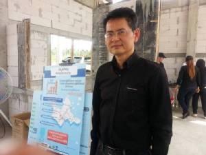 ประปาบ่อวิน ทุ่มงบกว่า 115 ล้านบาท เพิ่มกำลังการผลิต รองรับผู้ใช้น้ำที่เพิ่มขึ้น