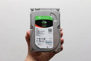 Review : Seagate FireCuda 1TB ฮาร์ดดิสก์ไฮบริด SSHD เร็วแรงเพื่อคอเกมเมอร์