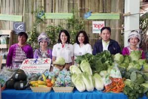 """""""ท็อปส์"""" เดินหน้าหนุนเกษตรกรไทย ยกทัพสินค้าชุมชนขายห้าง"""