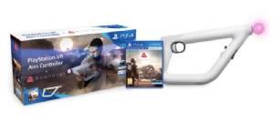 """จอยปืน """"PS VR Aim Controller"""" แพคขายคู่เกม Farpoint ในราคา 80 เหรียญ"""