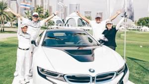 ระดับโลก! ทีมไทยแลนด์คว้าชัย ทัวร์นาเมนต์กอล์ฟสมัครเล่นระดับเวิลด์คลาส BMW World Final Golf Cup ที่ดูไบ