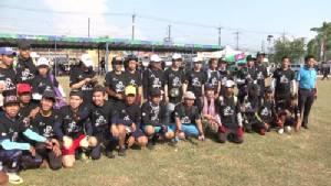 """""""จันทบุรี"""" จัดกิจกรรมปั่นจักรยาน BIKE FOR LIFE เชื่อมมิตรภาพไทย-กัมพูชา"""