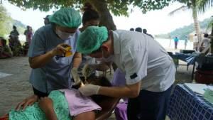 ชาวมอแกนป่วยทางเดินหายใจมาก พยาธิเยอะ ตั้งสาธารณสุขมูลฐานชุมชนดูแล