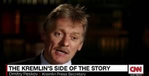 """""""โฆษกปูติน"""" จ้อ CNN ระบุสหรัฐฯ """"สร้างความอับอาย"""" ให้ตนเองด้วยการกล่าวหาว่ารัสเซีย """"แทรกแซงเลือกตั้ง"""" (ชมคลิป)"""