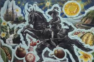 """ยล """"จันทบุรี""""ผ่านงานศิลป์ 70 นักศึกษาศิลปะ ค่ายเยาวชนสร้างสรรค์ผลงานศิลปะร่วมสมัย ครั้งที่ 8"""