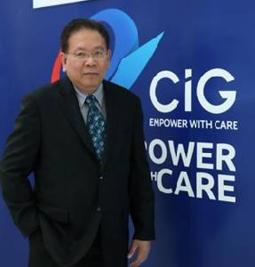 """CIG"" ตั้งเป้ารายได้เติบโตแตะ 100% ภายใน 3 ปี"