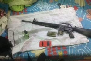 สุดเหี้ยม! คนร้ายกราดยิงปืนเอ็ม 16 ถล่มชาวบ้านเมืองช้างกำลังใส่บาตรพระ ดับ 1 สาหัส 3