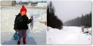 InPics : หนูน้อยหมวกแดงเวอร์ชันไซบีเรีย! เด็กหญิง 4 ขวบ เดินฝ่าป่าทึบลำพัง อากาศติดลบ 34 หาคนช่วยยายป่วยหนัก